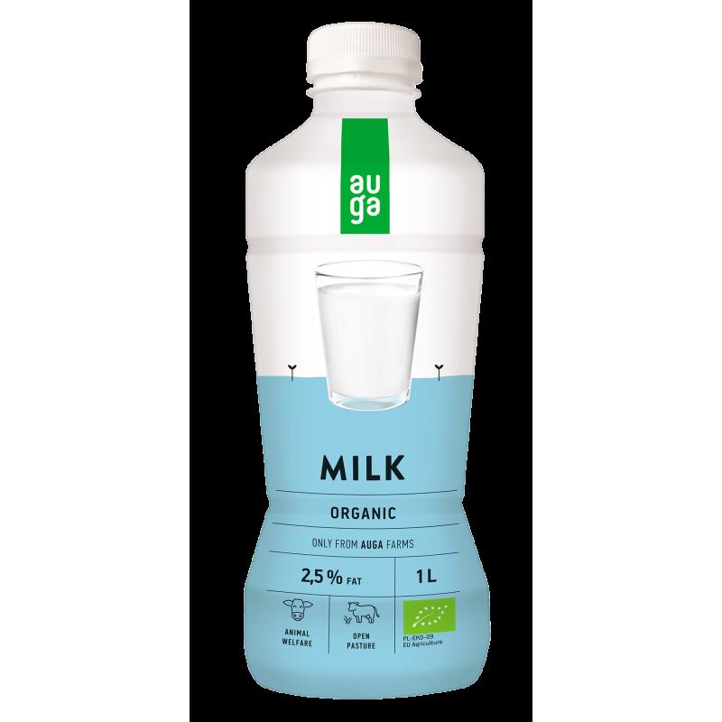 Pienas UAT 2,5%
