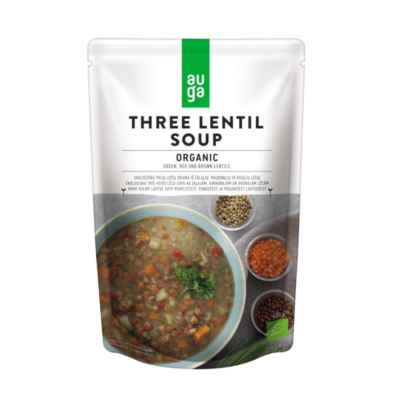 EKO lęšių sriuba