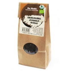 Ekologiški juodieji ryžiai