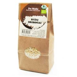 Ekologiški ryžių dribsniai