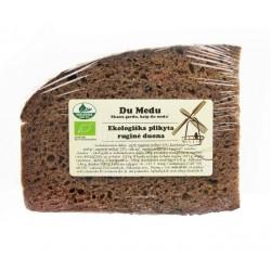 Ekologiška plikyta ruginė duona