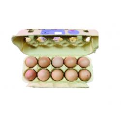 Ekologiški kiaušiniai